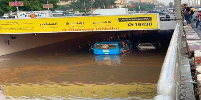 rain crisis and students in school buses