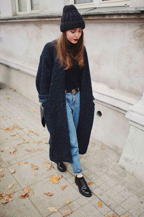 How to Style your Jeans - Winter Fashion 2021