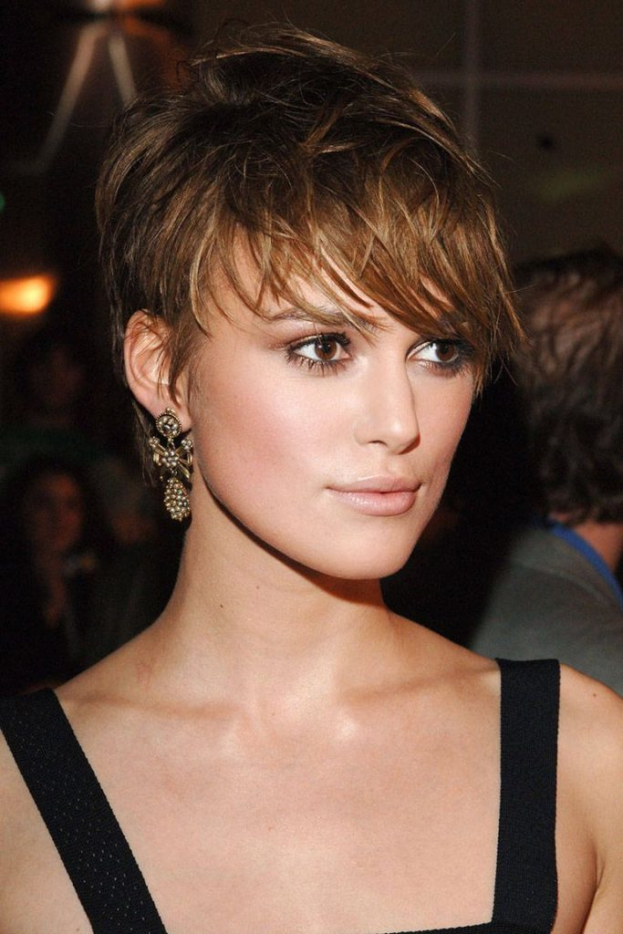 Pixie Haircuts - hairstyles for short hair - short hairstyles 2020 - short haircuts 2020 - pixie cut - anne hathaway short hair - katy perry short hair - pixie cut haircuts 2020 - very short pixie haircuts - pixie haircuts for women - best pixie cuts 2020 - cute pixie cuts - pixie cut for girls - pixie cuts for older women - Keira Knightley's layered pixie