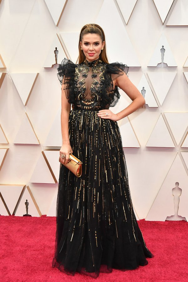 Oscars 2020 Dresses by Arab Designers