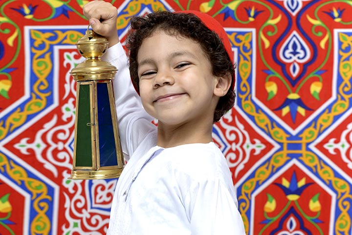 how to teach children to fast in Ramadan