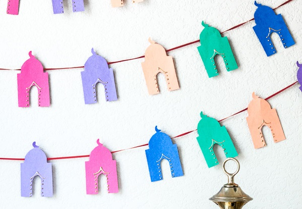 DIY Eid decorations – Eid Al-Fitr 2020