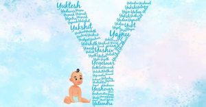baby names with letter Y