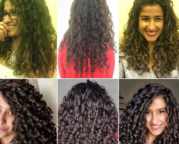 This Is The Best Summer Curly Hair Routine