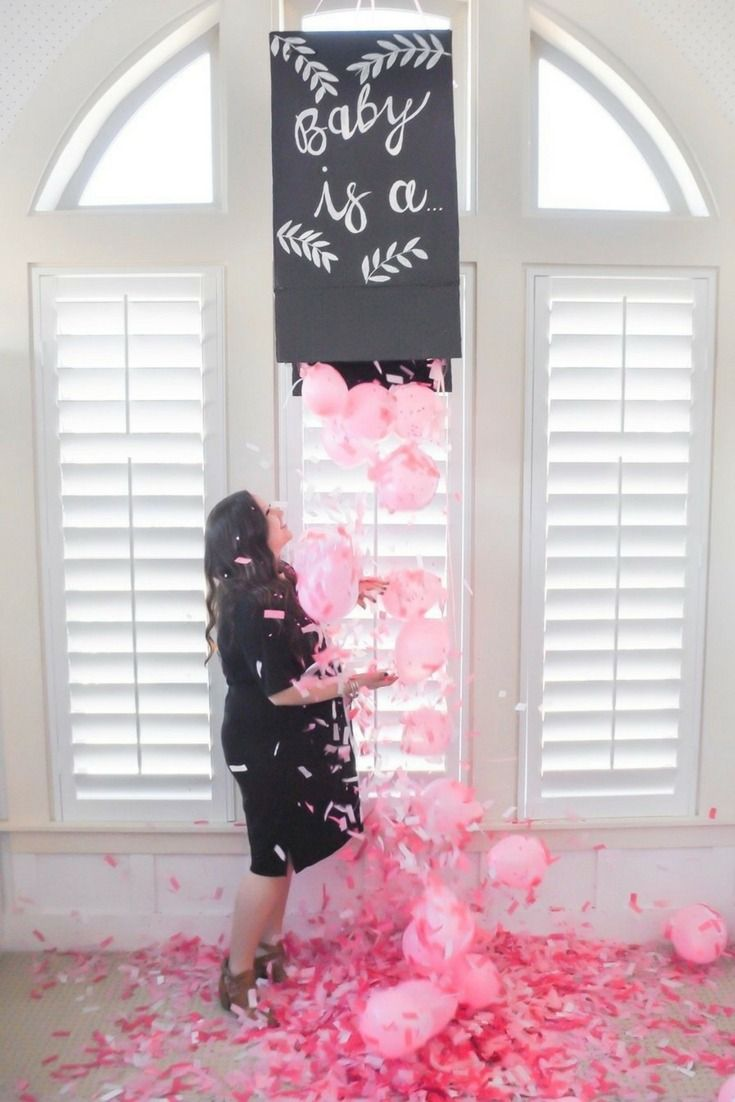 Unique gender reveal ideas