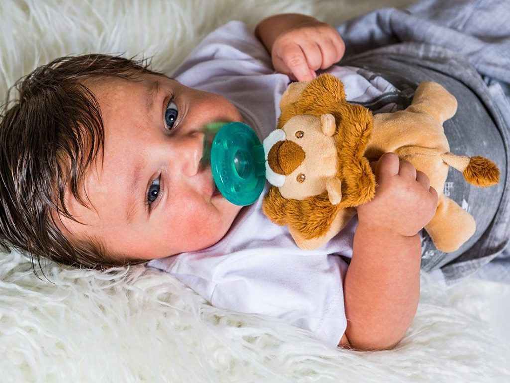 Pacifier weaning tips