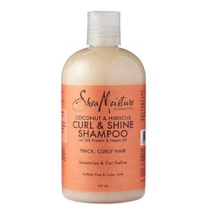 sulfate-free and silicone-free shampoos