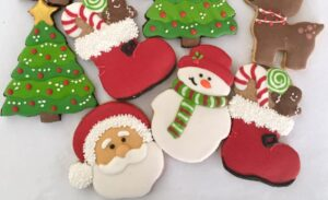 christmas cookies in egypt