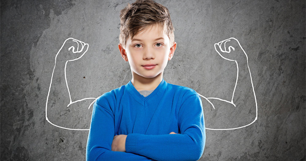 boost your child's self-confidence