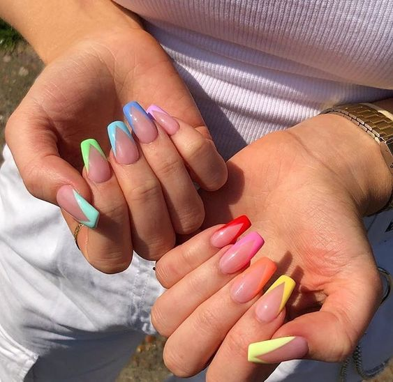 Nail trends ss21