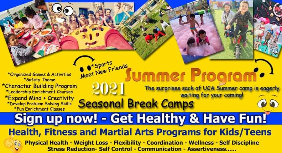 Kids Summer camps in Egypt