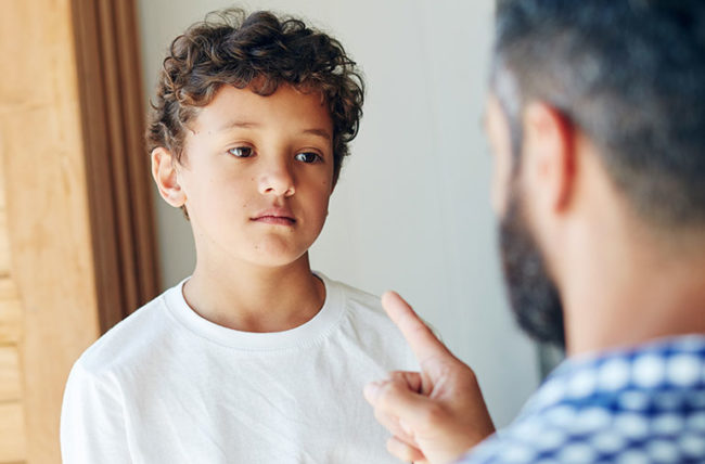 Does Your Child Lie? Here's What You Should Do